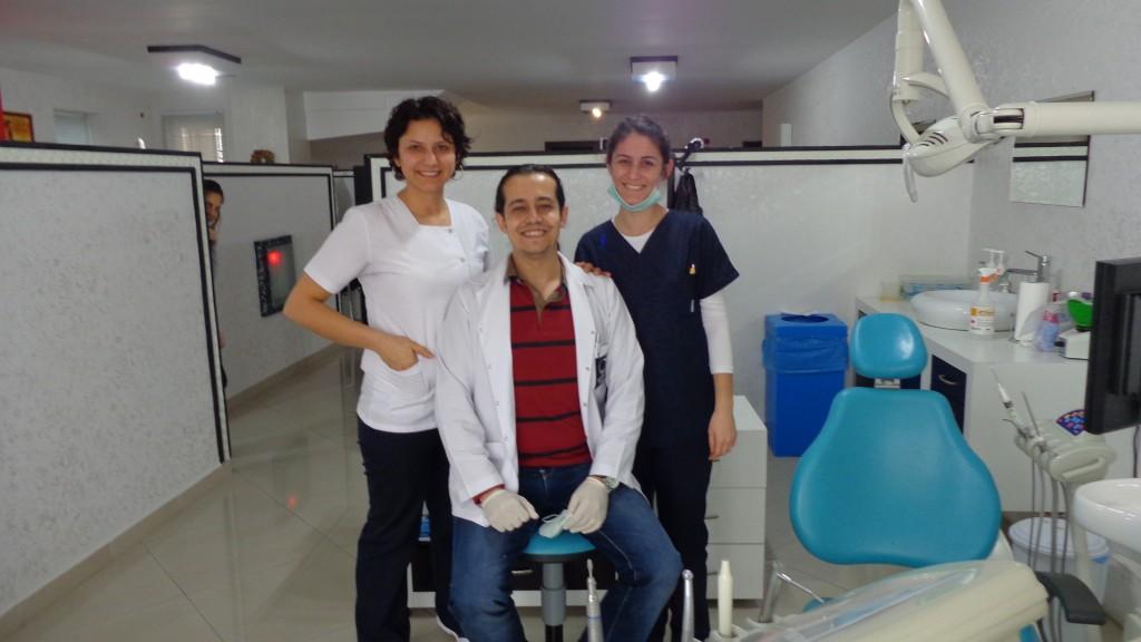 team van tandartsantalya
